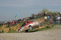 Todor Slavov et Dobromir Filipov, Renault Clio R3