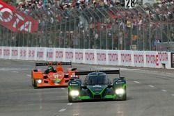 #8 Drayson Racing Lola B09 60 Judd: Paul Drayson, Jonny Cocker, #12 Autocon Motorsports Lola B06 10