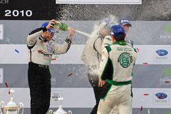 LMPC podium: Champagne !