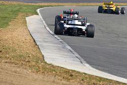 Paul Rees chases Ricardo Teixeira