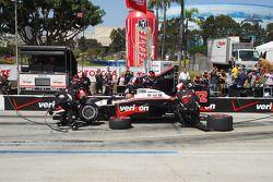 Will Power, Team Penske, pitstop