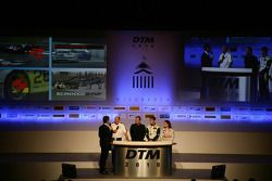 Interview avec le Supportt Series in the DTM, Johannes Stuck Volkswagen Motorsport, Uwe Alzen Porsche Carrera Cup, Marco Wittmann F3 Signature, Christina Surer Seat Leon Supercopa
