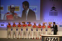 All Audi Sport drivers