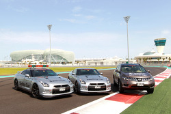 Nissan officiële wagens FIA GT1 World Championship