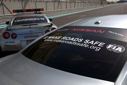 Nissan official cars of the FIA GT1 World Championship