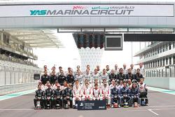 2010 FIA GT1 World Championship groepsfoto
