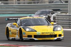 #13 Phoenix Racing / Carsport Corvette Z06: Marc Hennerici, Andreas Zuber
