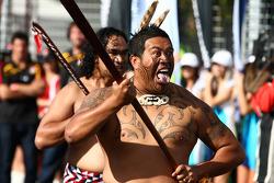 Traditionele Maori Haka