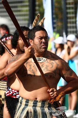 Traditional Maori Haka