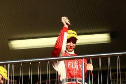 Michael Caruso termine troisième pour le Garry Rogers Motorsport