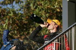 Garth Teter deuxième de la course 2 pour le Toll Holden Racing Team