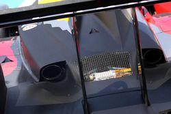 #7 Audi Sport Team Joest Audi R15 TDI (détail)