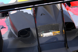 #7 Audi Sport Team Joest Audi R15 TDI car detail