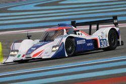 #30 Racing Box Lola B09 Coupé - Judd: Ferdineto Geri, Andrea Piccini, Giacomo Piccini
