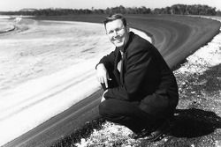 NASCAR visionary Bill France Sr. was the first inductee announced as part of the inaugural Hall of Fame class