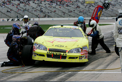 Pit stop for Tony Raines