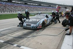 Pit stop for Colin Braun