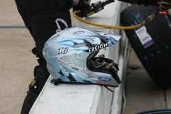 Crew helmet for Colin Braun