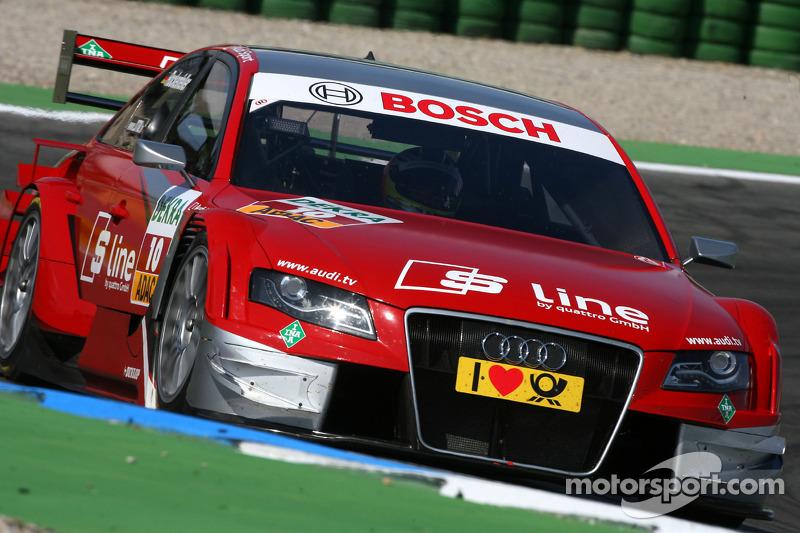 Mike Rockenfeller, Audi Sport Team Phoenix Audi A4 DTM