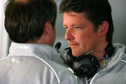 Axel Randolph, Race Engineer of Paul di Resta