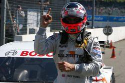 Polepositie Gary Paffett, Team HWA AMG Mercedes