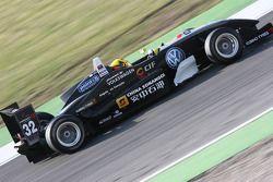 Luis Sa Silva, China Sonogol-Motopark, Dallara F305 Mercedes