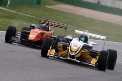 #23 Europa Corse Dallara F308 FPT 420: Leonardo Osmieri - #54 Alan Racing Team Mygale M10 FPT 420: Pasquale Di Sabatino