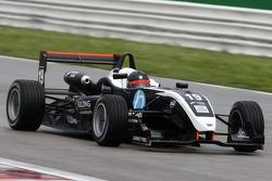 #19 TP Formula Dallara F310 FPT 420: Federico Scionti