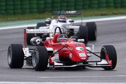 #08 Arco Motorsport Dallara F308 FPT 420: Daniel Mancinelli