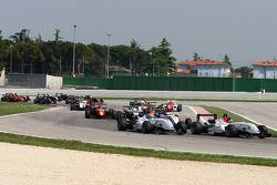 #02 BVM Dallara F308 FPT 420: Kevin Giovesi