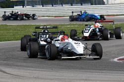 #50 Lucidi Motors Dallara F308 FPT 420: GianMarco Raimondo