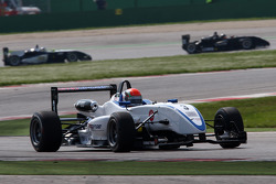 #03 BVM Dallara F308 FPT 420:Cesar Ramos