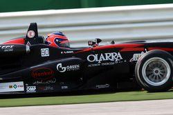 #06 RC Motorsport Dallara F308 FPT 420: Andrea Roda