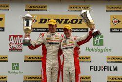 Honda Racing 1-2