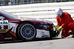 Oliver Jarvis, Audi Sport Team Abt Audi A4 DTM abandon