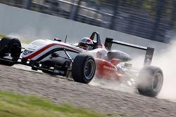 Nicolas Marroc, Prema Powerteam, Dallara F308 Mercedes