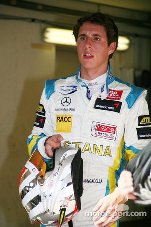 Daniel Juncadella, Prema Powerteam, Dallara F308 Mercedes