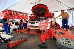 Subaru Impreza WR, Rifat Sungkar