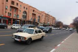 Marrakech atmosphere