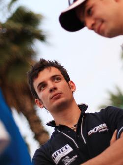 Sergio Hernetez, Scuderia Proteam Motorsport, BMW 320si