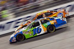 Matt Kenseth races Eric McClure