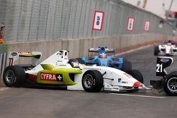 Natalia Kowalska spins out of race 1