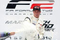 Dean Stoneman, won race 1