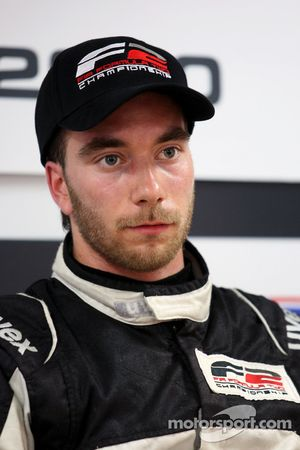 Philipp Eng, will start race 2 from pole position