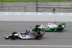Alex Tagliani, FAZZT Racing rijdt voor Tony Kanaan, Andretti Autosport