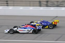 Hideki Mutoh, Newman/Haas Racing rijdt voor Mike Conway, Dreyer en Reinbold Racing