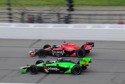Marco Andretti, Andretti Autosport runs with Danica Patrick, Andretti Autosport