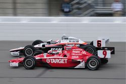 Ryan Briscoe, Team Penske voor Scott Dixon, Target Chip Ganassi Racing