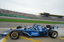 Dario Franchitti, Target Chip Ganassi Racing quitte les stands