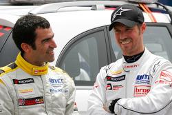 Alain Menu, Chevrolet, Chevrolet Cruze LT et Tiago Monteiro, SR - Sport, Seat Leon 2.0 TDI
